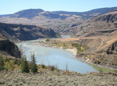 Churn Creek Provincial Park - Alberta