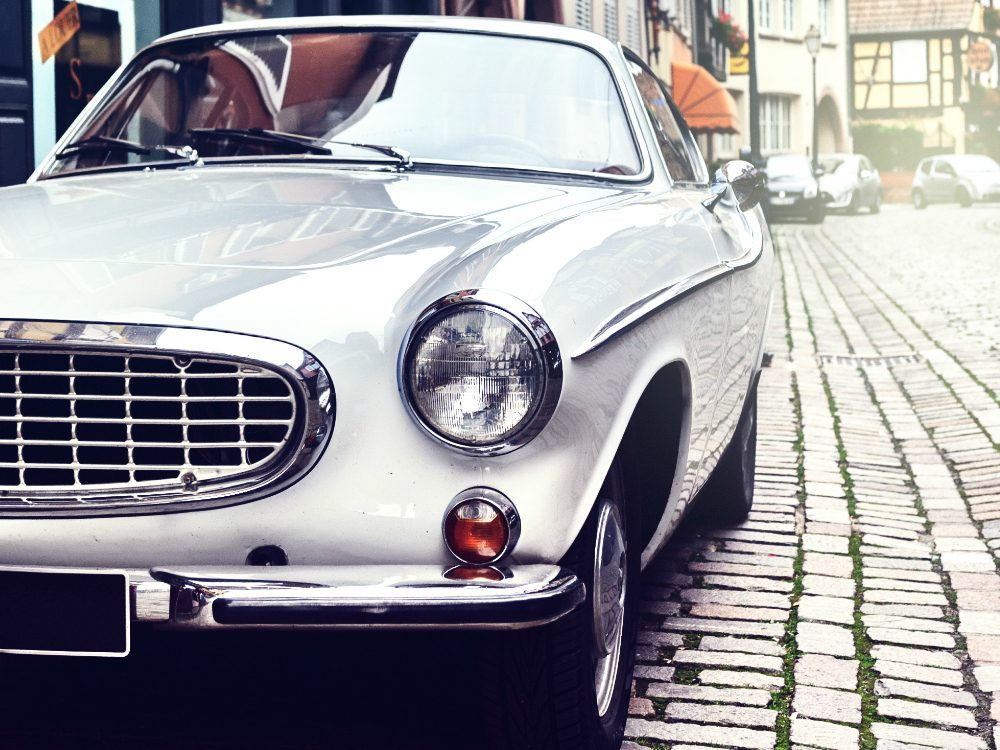 Considering Investing in a Classic Car?