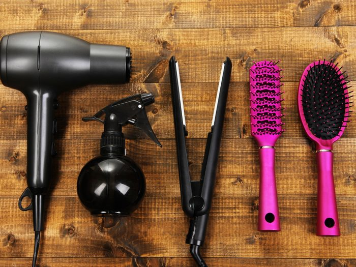 Fun Facts About Shampoo: Clean Brushes and Combs