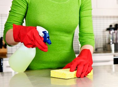 5. Household Cleaners