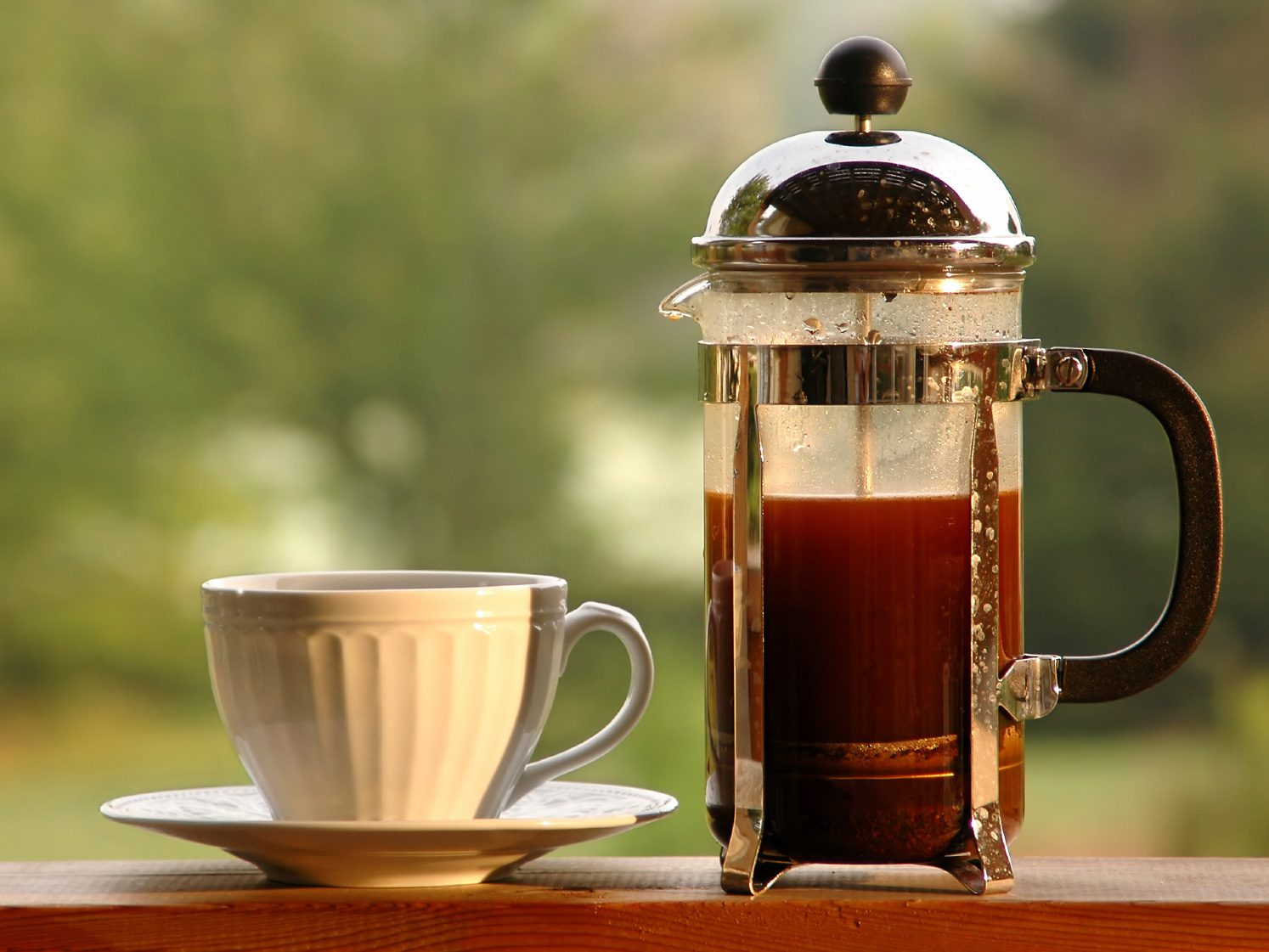 Kitchen-Cleaning Tips: Clean Your Coffee Pot