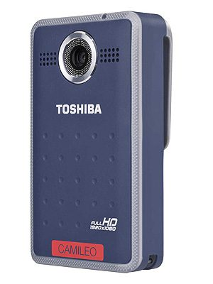 8. Toshiba Camielo Full HD Mini Camcorder