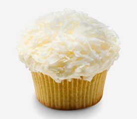 Cupcake Personality: Coconut
