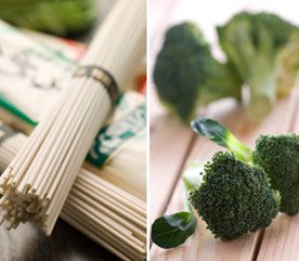 For a Stronger Heart, Pair Up Soba Noodles and Broccoli
