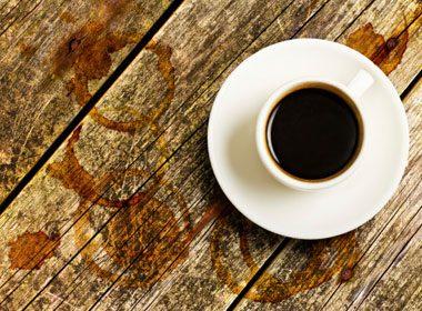 4. Coffee and Tea