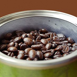 Clear the Air With Coffee Beans