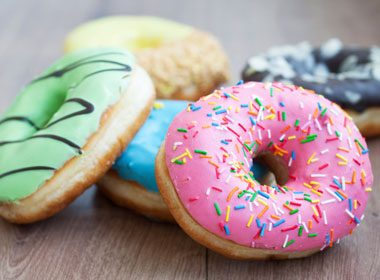 Classify Doughnuts as Treats, Not Breakfast