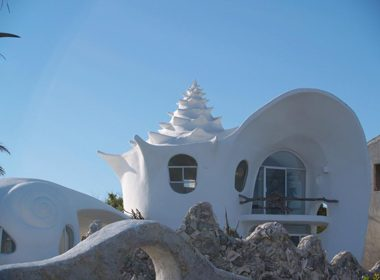 Conch Shed House - Isla Mujeres, Mexico