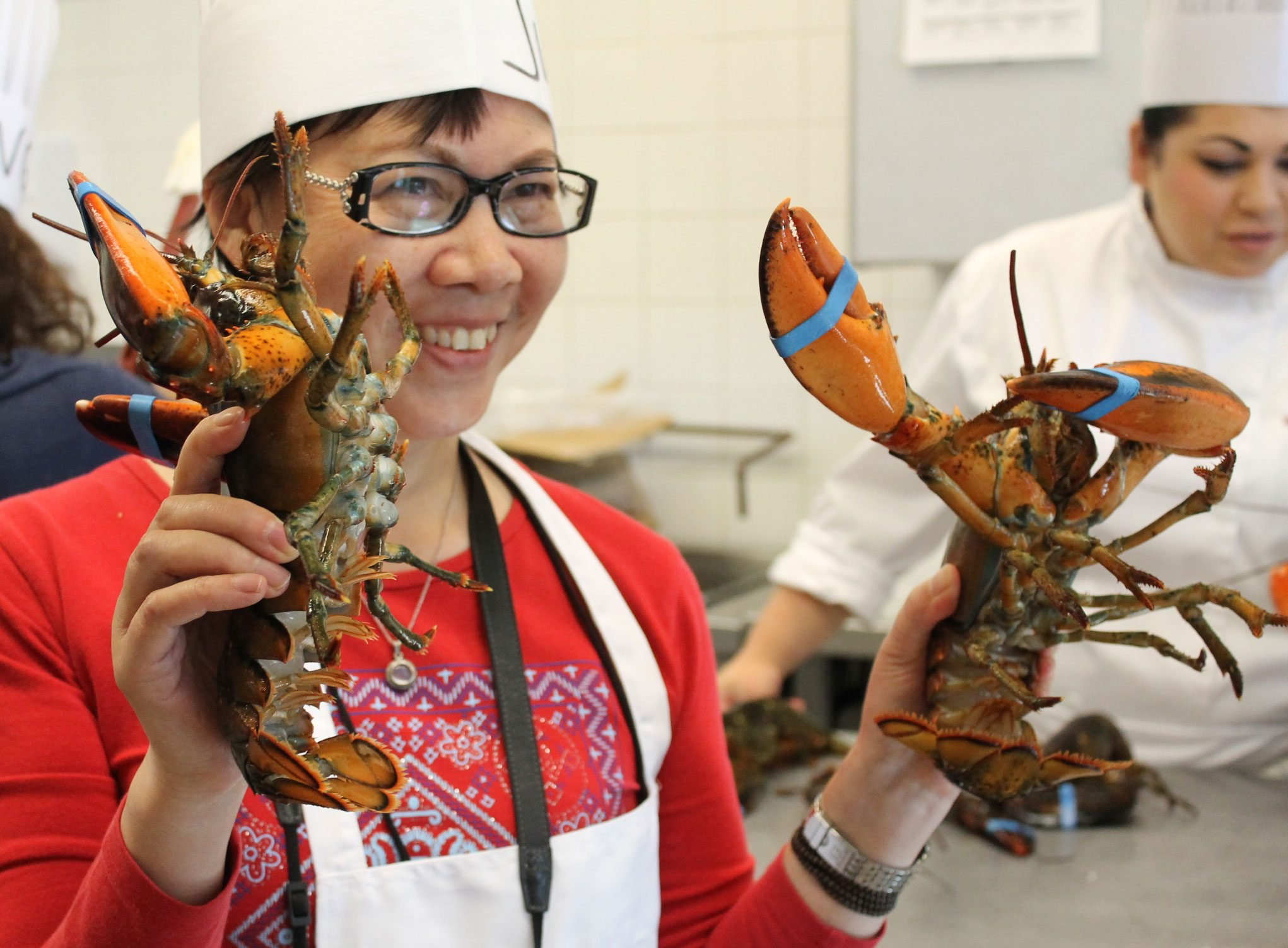 Kick Up Your Kitchen Skills at a Culinary Boot Camp in P.E.I.