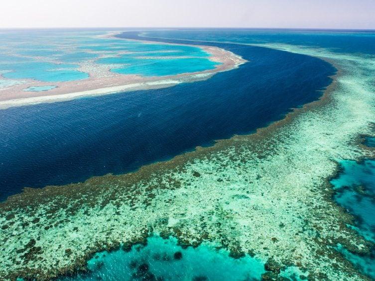 Explore: Great Barrier Reef, Australia