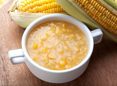 3. Clean the Silk Off Fresh Corn