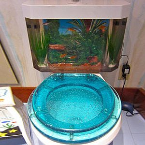 Best toilets in the world #4: Under the Sea