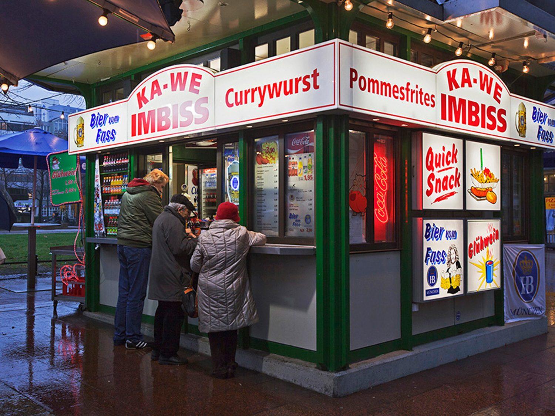 Taste Berlin: Currywurst