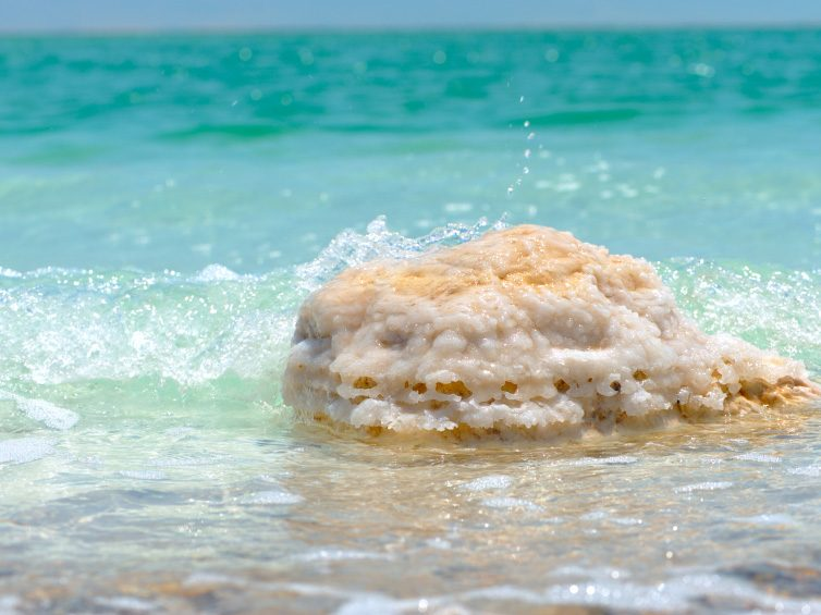 Travel to Israel for The Dead Sea