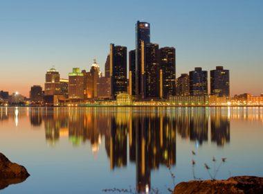 Budget Getaways from Toronto: Detroit, Michigan