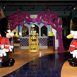 10. Disney Store - London, England