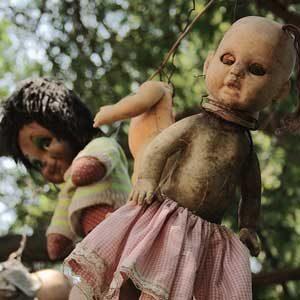 1. Isla de las Munecas (Island of Dolls), Mexico