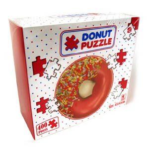 3. Donut Puzzle
