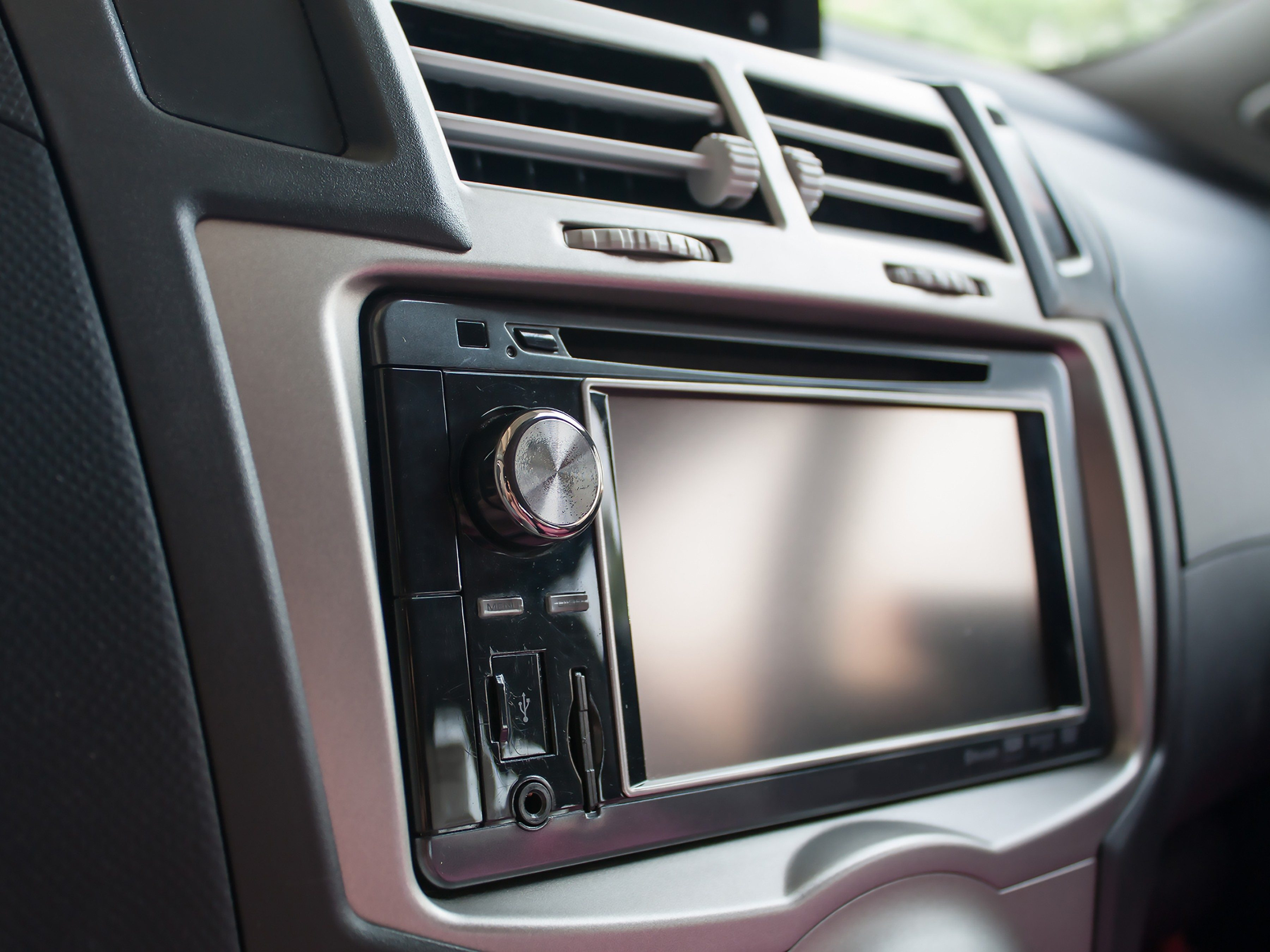 2. Double DIN Car Stereo Systems
