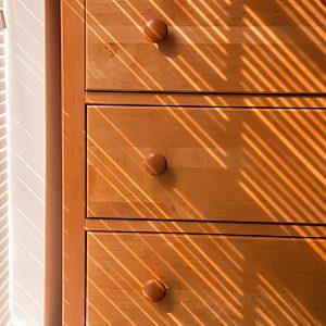 1. Unstick Furniture Drawers