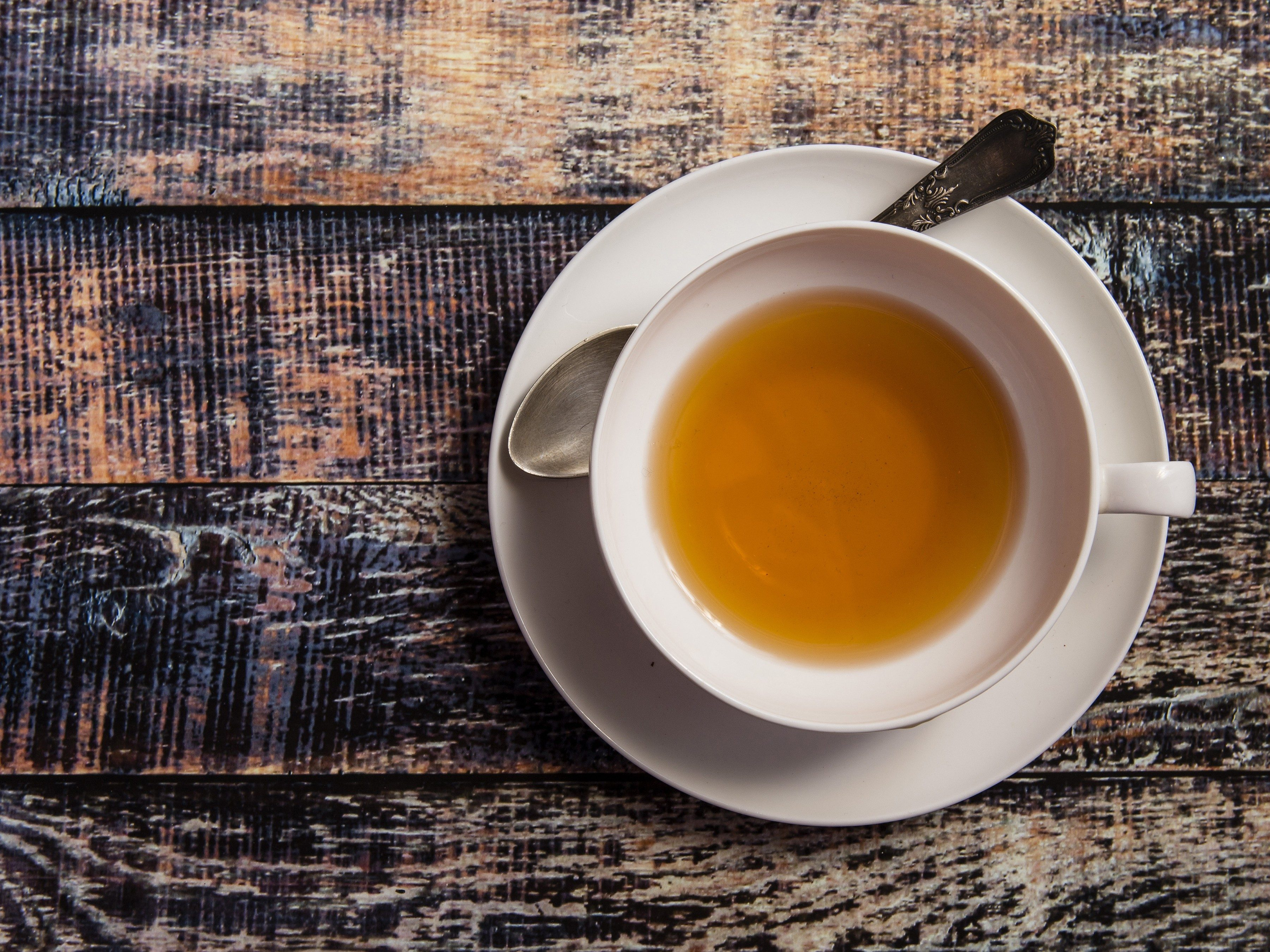 4. Drink a Cup of Tea Every Day