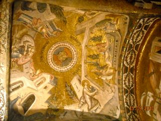 Chora Churh mosaic