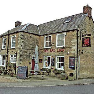 Bampton Village, Oxfordshire