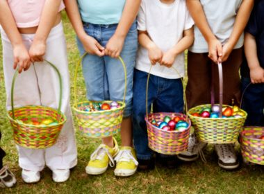 Don't Buy Artificial Easter Stuffing