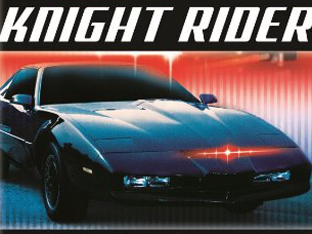 4. The 1982 TransAm from