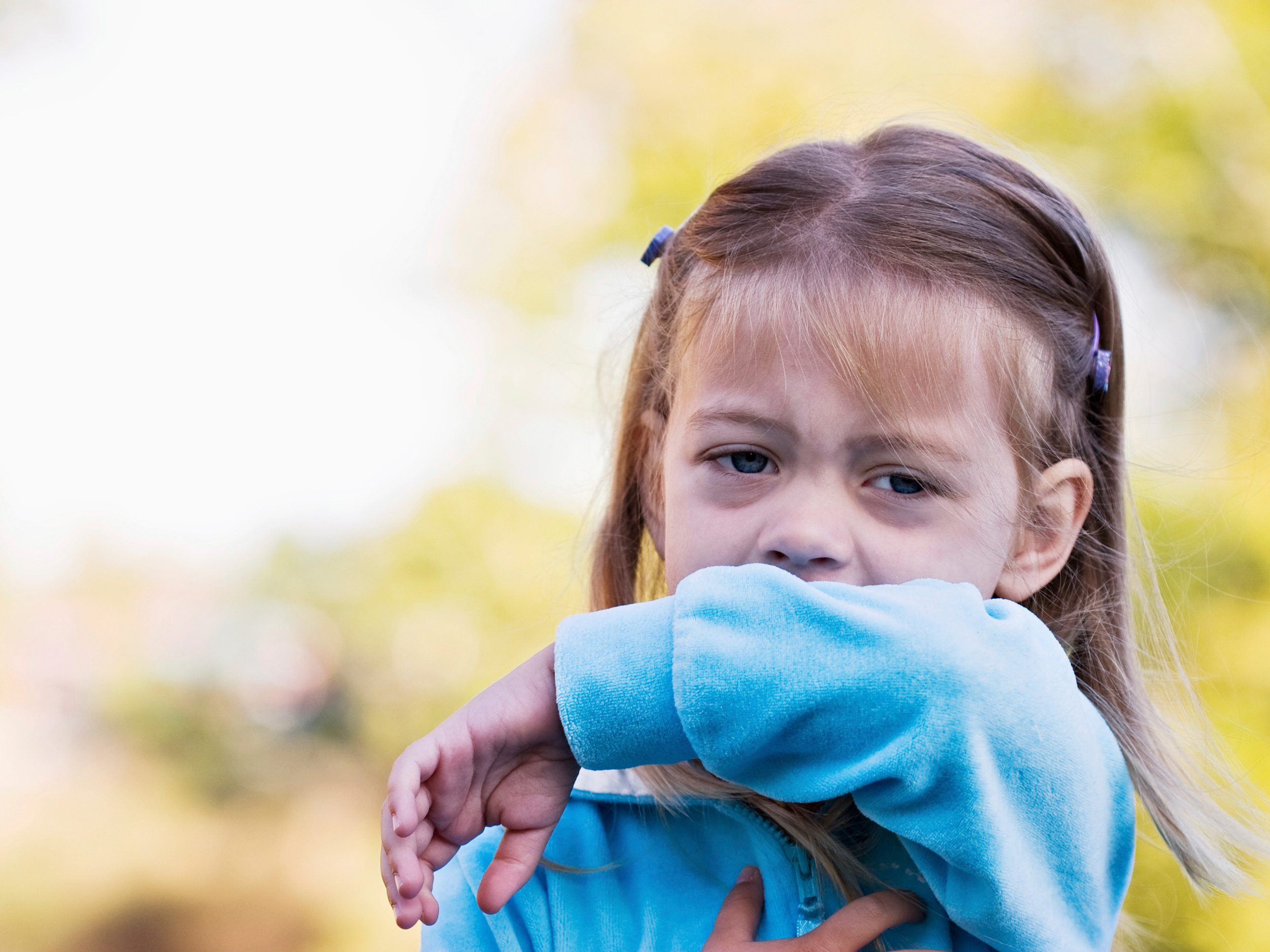 Practice Cough and Cold Hygiene