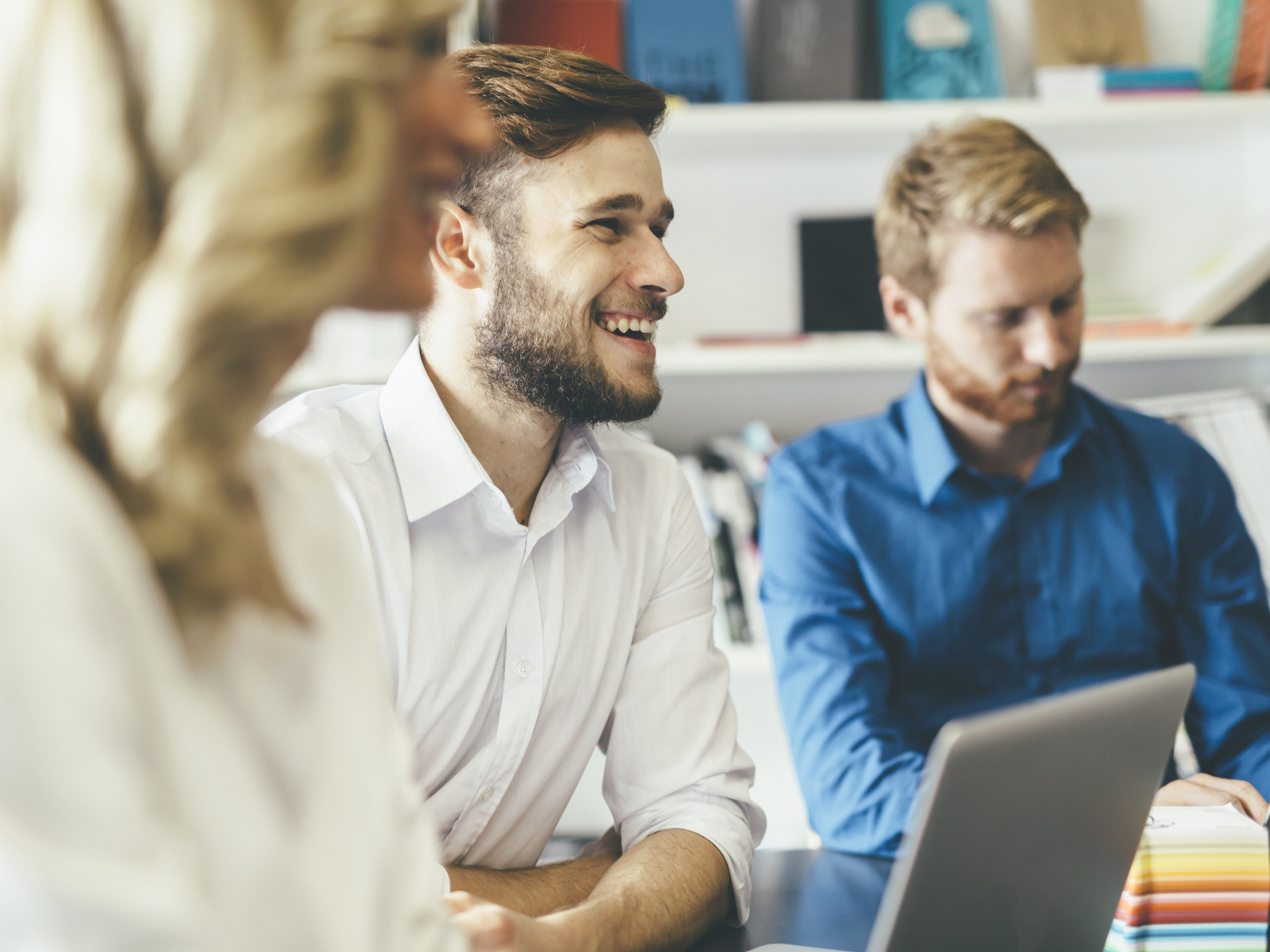 2. Engage Your Colleagues in Small Talk