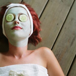 3. Give Yourself A Facial With Aspirin