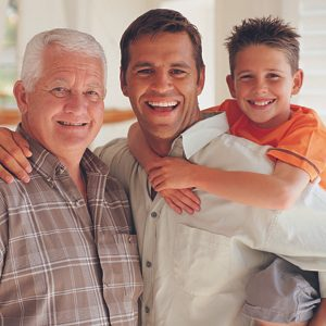 10. Your Family History Isn't as Bad as You Think