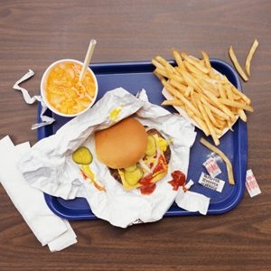 3. Some of us crave junk food. Some of us don't.