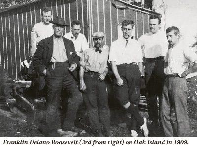 Treasure Hunt: The Mystery of Oak Island