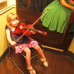 3. Pick up a Fiddle at the Celtic Music Interpretive Centre