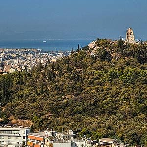 6. Filopappos Hill