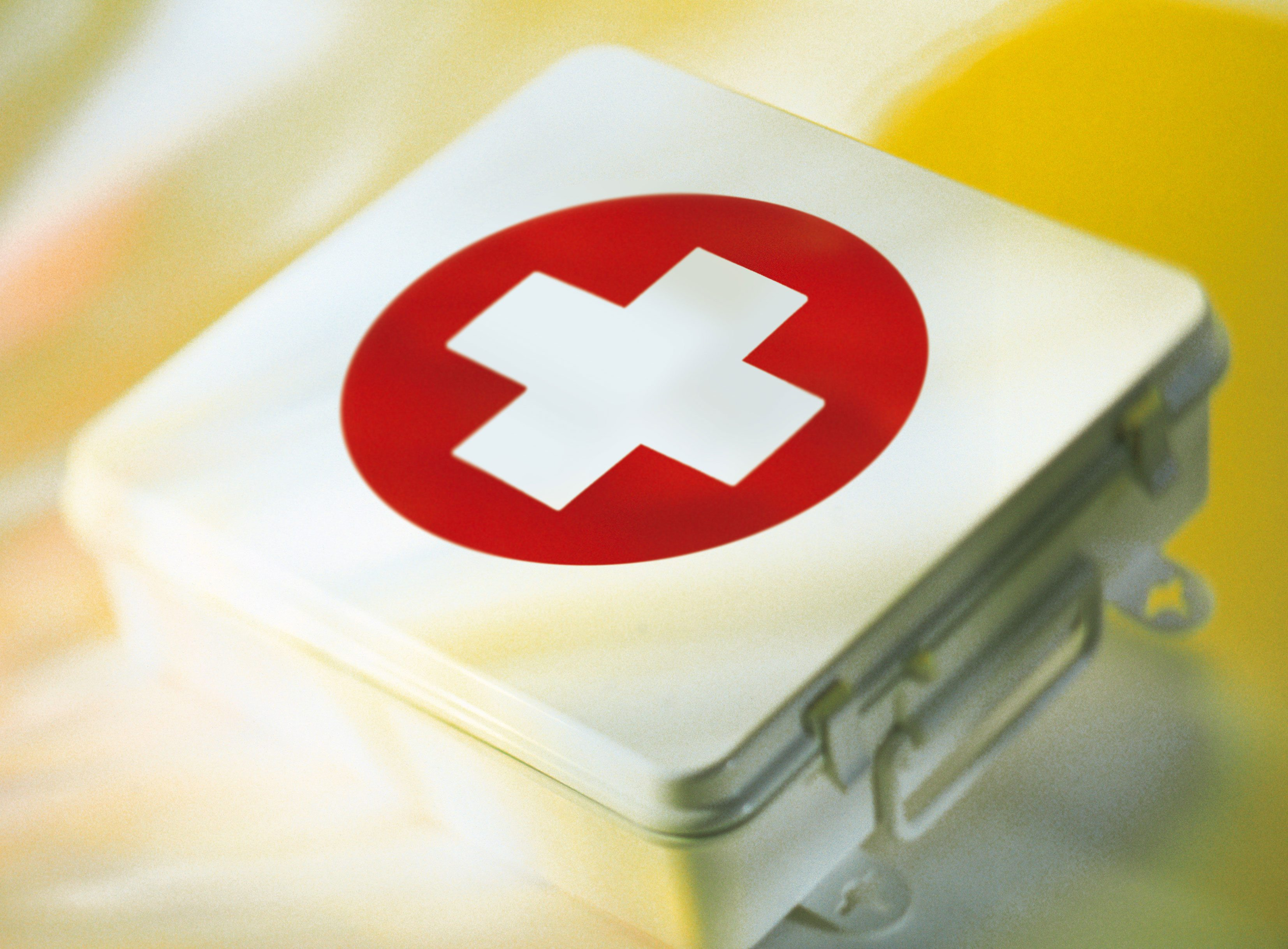 Healthy Bananas: First Aid Kit
