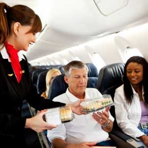 1. Get Bumped From Economy to First Class