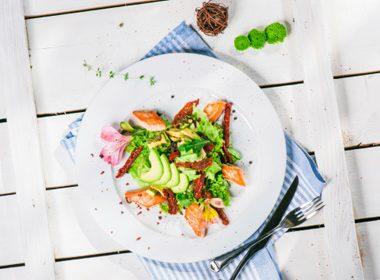 Tummy-Friendly Fish Taco Salad Recipe
