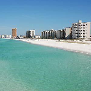 8. Panama City Beach, Florida