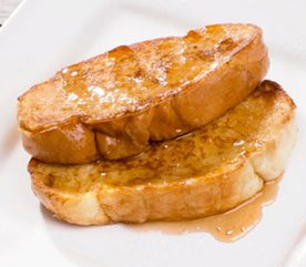 6. French Toast
