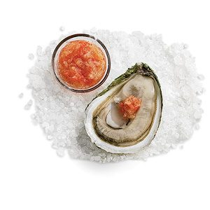 Fruit and Garden Oysters