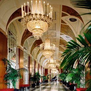 2. The Waldorf Astoria New York