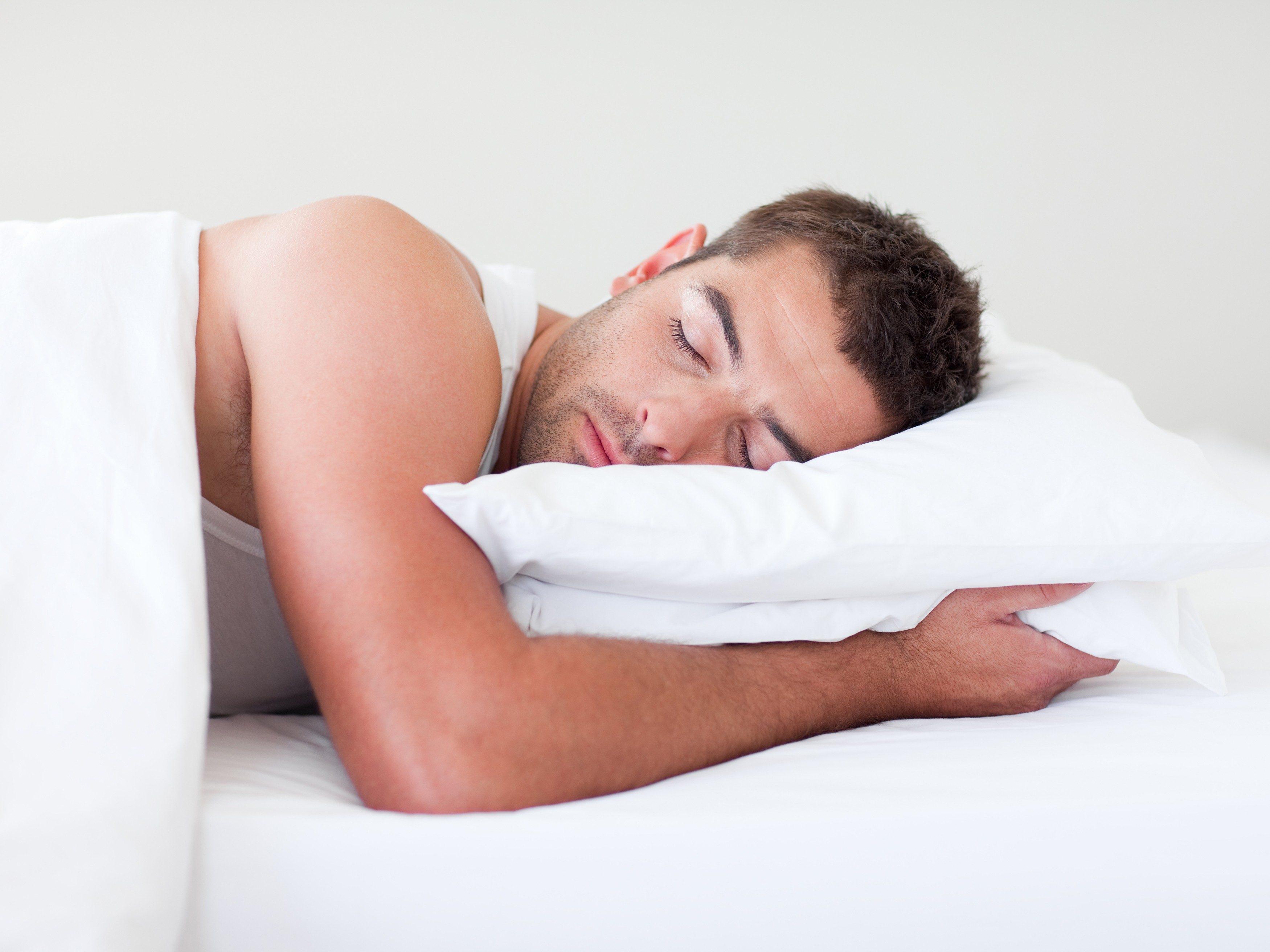 6. Get a good night's sleep