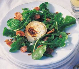 Goat's Cheese and Arugula Salad