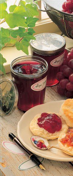 Blue-Ribbon Grape Jelly