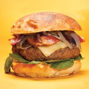 Great Canadian Burgers: Deux Chevaux Burger