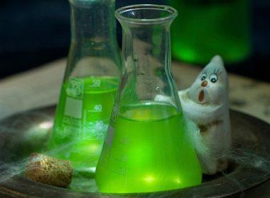 6. Green Goblin Jello Shot