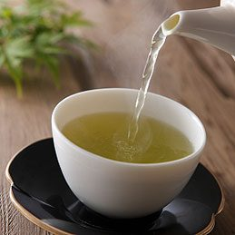 Try Green Tea